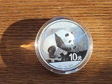 2016 China silver panda 30 g 10 yuan Brilliant uncirculated