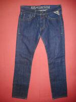 Replay TRUECAST Slim Fit Selvedge  Waist 32 Leg 30  Mens Blue Denim Jeans