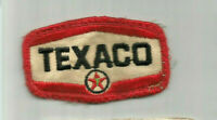 TEXACO gasoline advertising patch 1-3/4 X 3-1/8 #R