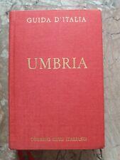 GUIDA D'ITALIA - UMBRIA - TOURING CLUB ITALIANO - 1978