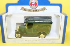 Oxford Diecast Morris Bull Nose Van with Bone Bros Wendover decals