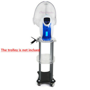 New Hot Oxygen Dome Therapy facial skin deepcare oxygen dome mask machine