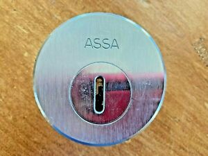 ASSA V10 Mogul Prison Cylinder Lock, 1 key, High Security, Locksmith