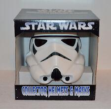Don Post --- Star Wars --- Stormtrooper Helmet --- New in Box --- MIB