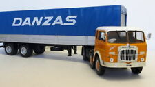 1/43 Fiat 690 T1 DANZAS 1961 - 1969 - camion truck trailer MEGA RARE
