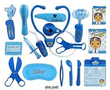 Kids Toddler Doctor Play Toy set Nurse Medical Kit Playset Tool Pretend Gift NEW