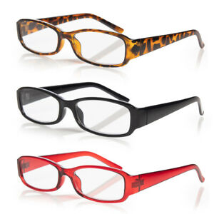 Women's Reading Glasses Stylish Readers With Fabric Protective Case