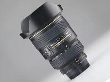 Nikon AF-S Nikkor 17-35mm f/2.8 d ed gran angular zoom objetivamente