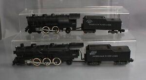 American Flyer Vintage S Gauge Assorted Steam Locomotives [2]