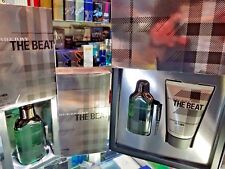 THE BEAT by Burberry for Men 1.7 oz EDT + GIFT SET | 3.3 oz 100 ml EDT Spray Men