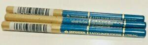 Jordana Easyliner X Eyes retractable pencil 3 STERLING BLUE PENCIL