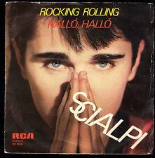 ROCKING ROLLING - HALLO', HALLO' # SCIALPI