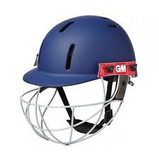 Gunn And Moore Cricket Helmet Purist Geo Junior And Senior Navy Blue