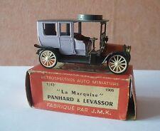 327  Rami J.M.K. 17 Panhard Levassor 1908 La Marquise 1/43