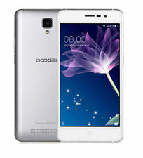 DOOGEE X10 - 8GB - Silver Smartphone
