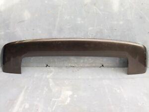 2008-2014 SUBARU TRIBECA REAR TRUNK HATCH TAILGATE UPPER DOOR SPOILER PANEL OEM