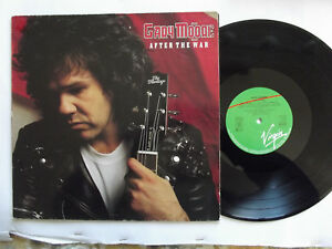 LP- Gary Moore ‎– After The War -GERMANIA 1989-N.MINT