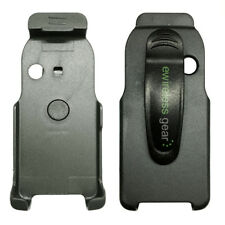For Casio G'zOne Ravine C751 Black Swivel Belt Clip Holster