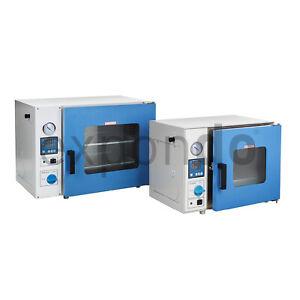 Vakuumtrockenschrank Vakuumofen Trockenofen 2 Eins. Laborofen 250°C 20 50L 133Pa