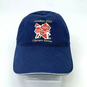 London 2012 Olympic Games Venue Collection Adult Adjustable Adidas Athlete Hat