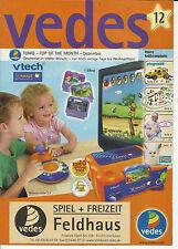 Katalog Vedes Nr.12 2005 8 Seiten