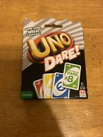 UNO: Dare - Card Game. Played Once. Perfect Shape