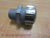 """Thomas And Betts 2524 1/2"""" Strain Relief Cord Connector"""
