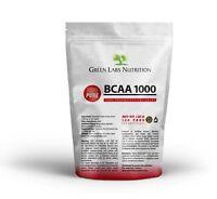 BCAA 1000mg Tablets Amino Acids ANTICATABOLIC brain chain amino acids