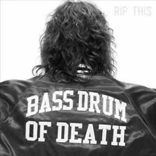 Rip This by Bass Drum of Death (Vinyl, Oct-2014, Innovative Leisure)