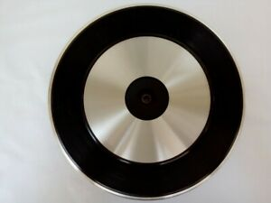 Patter and mat for Philips GA 160 turntable