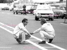 Steve McQueen Le Mans Film Ritratto Fotografia 1971 27