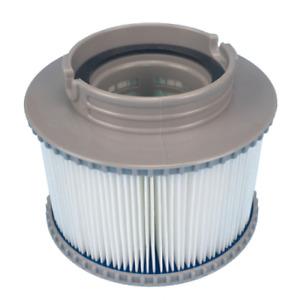 4PCS Ersatzfilter für Whirlpool MSPA Pool Filter für Mspa Filterkartuschen BE