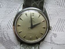 Vintage Cyma Mens Stainless Steel wristwatch watch working well