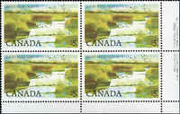 Canada Mint NH F-VF Scott #937 $5 1983 Block of 4 Stamps