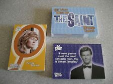 Carlton 2003 The Very Best of The Saint 100 Card Trading Card set plus Inserts