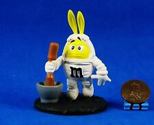 M&M'S Chocolate Moon Landing Candy Colectible Display Decor Statue Model A566