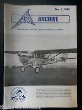 AIR BRITAIN ARCHIVE - 1998 #1