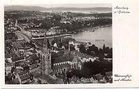Konstanz am Bodensee, aus der Luft gesehen, 1940