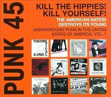 VARIOUS ARTISTS - PUNK 45: UNDERGROUND PUNK IN THE UNITED STATES OF AMERICA, VOL