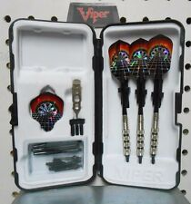 Viper Darts 16 gm Silver Thunder Dart Board Soft Tip Dart Set W/25 Extra Tips