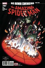 AMAZING SPIDERMAN 797 1st PRINT GREEN RED GOBLIN CARNAGE HARRY OSBORN