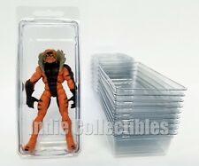 MARVEL DC UNIVERSE BLISTER CASE LOT 10 Action Figure Protective Clamshell LARGE