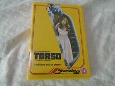 TORSO DVD R2 Shameless Screen Entertainment Giallo Sergio Martino