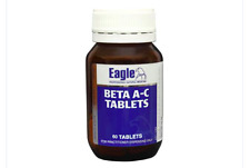 Eagle Beta A-C Tablets 60 Tablets RRP $35.95