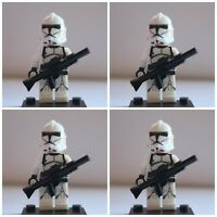 Star Wars Toys Toy White Commando Storm Clone Troopers Action Mini Figures Jedi