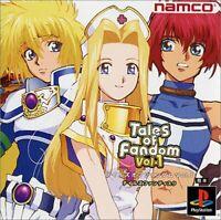 USEDPlayStation 1 Tales of Fandom Vol.1 Tales fan disk