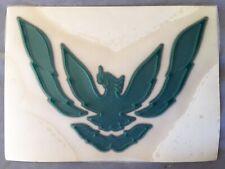 NOS 93-97 Trans Am + Firebird GREEN bumper fascia emblem 94 95 96 orig GM new