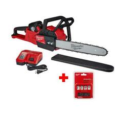 Milwaukee M18 Fuel 16 in. 18-Volt Lithium-Ion Battery Brushless Cordless Kit 16
