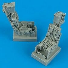QUICKBOOST 1/32 F14A Ejection Seats w/Safety Belts (2) QUB32033