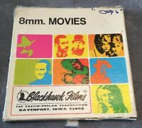 "Blackhawk Films 8 MM Movie "" Cops """